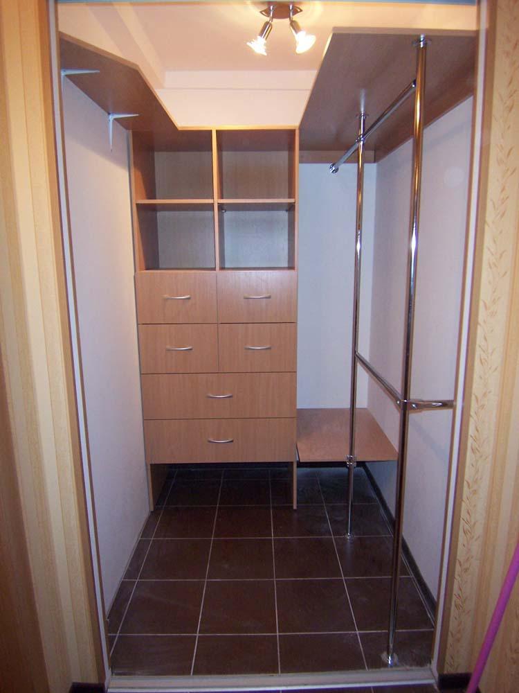 Гардеробные комнаты дизайн в хрущевке