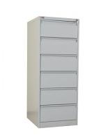 Шкаф картотечный металлический КД-516
