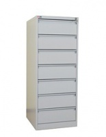 Шкаф картотечный металлический КД-517