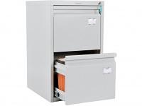 Шкаф картотечный металлический ПРАКТИК A-42