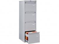 Шкаф картотечный металлический ПРАКТИК А-44