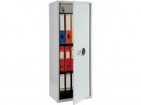 Металлический шкаф бухгалтерский ПРАКТИК SL-125Т EL