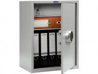 Металлический шкаф бухгалтерский ПРАКТИК SL-65Т EL