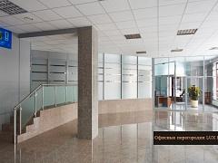 Офисные перегородки LUX FORM