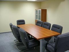 Переговорная комната BOSS (ольха)