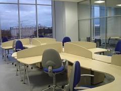 Мебель для персонала BONUS (клен)