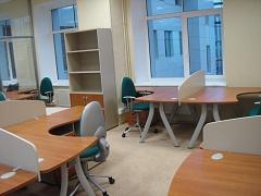 Мебель для персонала BONUS (вишня)