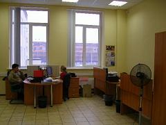 Мебель для персонала COMFORT (вишня)
