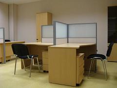 Мебель для персонала NET (бук)