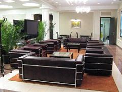Зал встреч делегаций