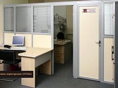 Офисные перегородки OPTIMA