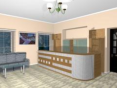 Ресепшн - дизайн-проект
