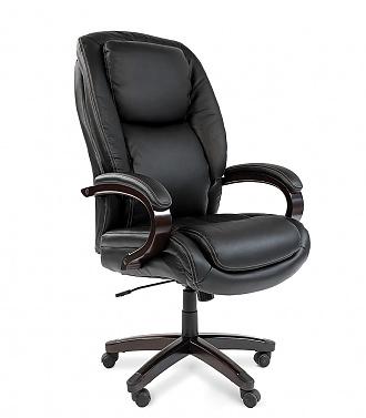 Кресло CHAIRMAN 408 (кожа)