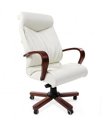 Кресло CHAIRMAN 420 WD (кожа)