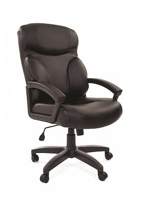 Кресло CHAIRMAN CH-435 LT черное