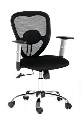 Кресло для персонала CHAIRMAN CH-451 чёрное