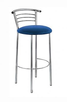 Барный стул MARKO HOKER CHROM