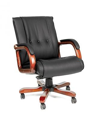 Кожаное кресло руководителя Chairman 653M