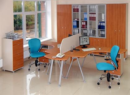 Мебель для персонала GAMMA-LUX