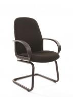 Кресло для посетителей CHAIRMAN 279 V (чёрное)