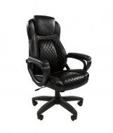 Кресло CHAIRMAN 432 чёрное
