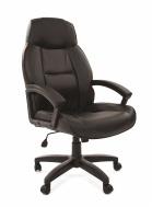 Кресло CHAIRMAN CH-436 LT чёрное
