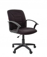 Кресло для персонала CHAIRMAN 627 чёрное