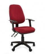 Кресло для персонала CHAIRMAN CH-661 красное