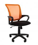 Кресло для персонала CHAIRMAN 969 оранжевое