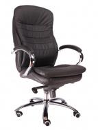 Кресло VALENCIA чёрное, кожа