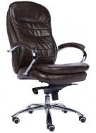 Кресло VALENCIA кожа коричневое