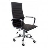 Кресло для руководителя Karl черный