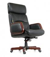 Кожаное кресло руководителя ch-417